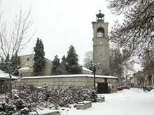Bansko-church
