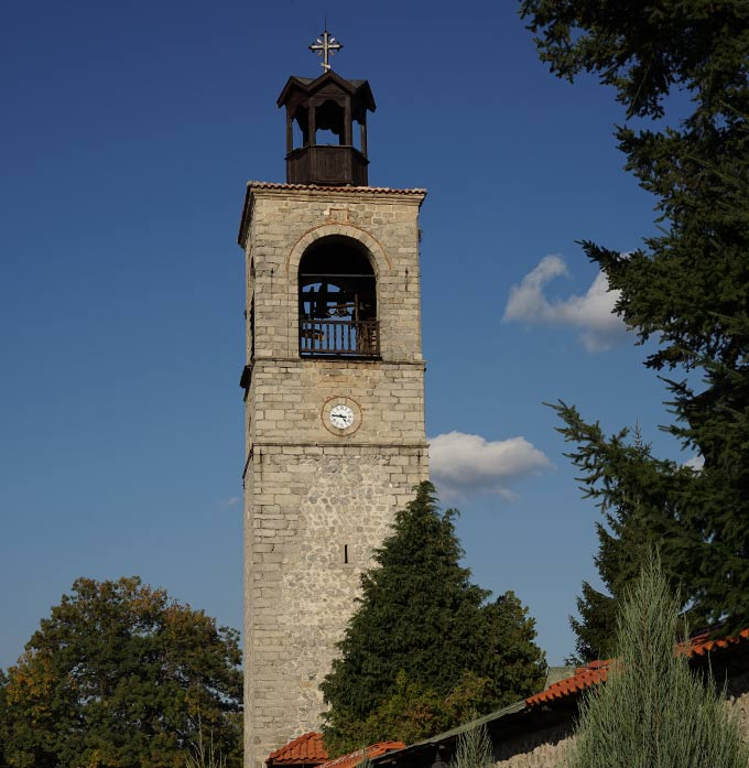 Clock Tower of Saint Trinity Church